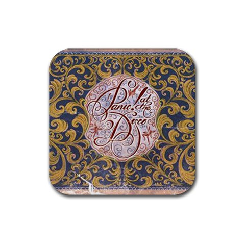 Panic! At The Disco Rubber Coaster (Square)
