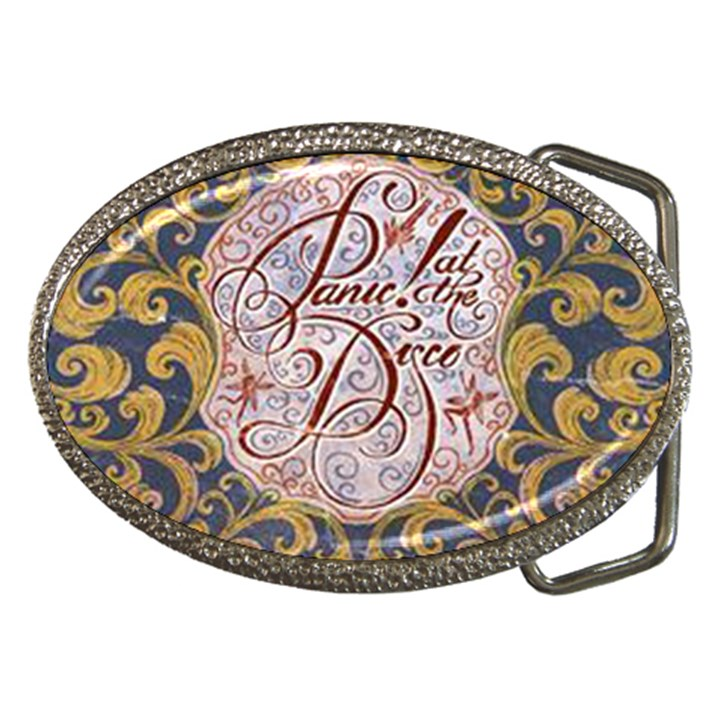 Panic! At The Disco Belt Buckles