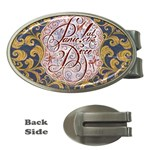 Panic! At The Disco Money Clips (Oval)  Front