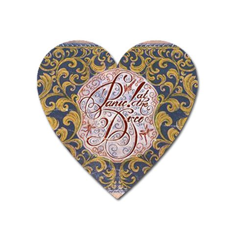 Panic! At The Disco Heart Magnet
