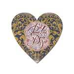 Panic! At The Disco Heart Magnet Front