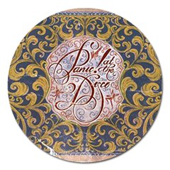 Panic! At The Disco Magnet 5  (Round)