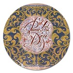 Panic! At The Disco Magnet 5  (Round) Front