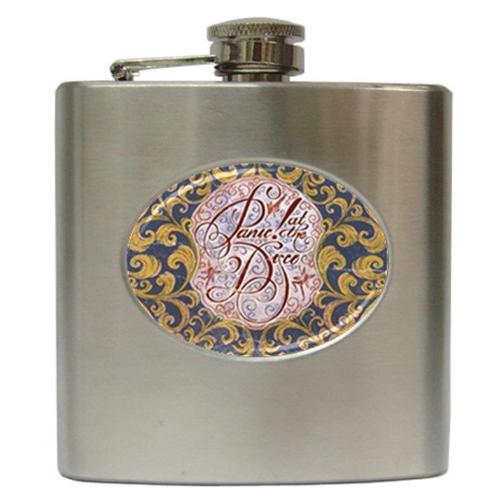 Panic! At The Disco Hip Flask (6 oz)