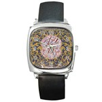 Panic! At The Disco Square Metal Watch Front
