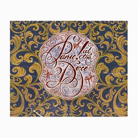 Panic! At The Disco Small Glasses Cloth