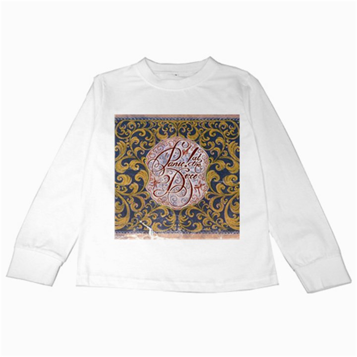 Panic! At The Disco Kids Long Sleeve T-Shirts