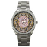 Panic! At The Disco Sport Metal Watch Front