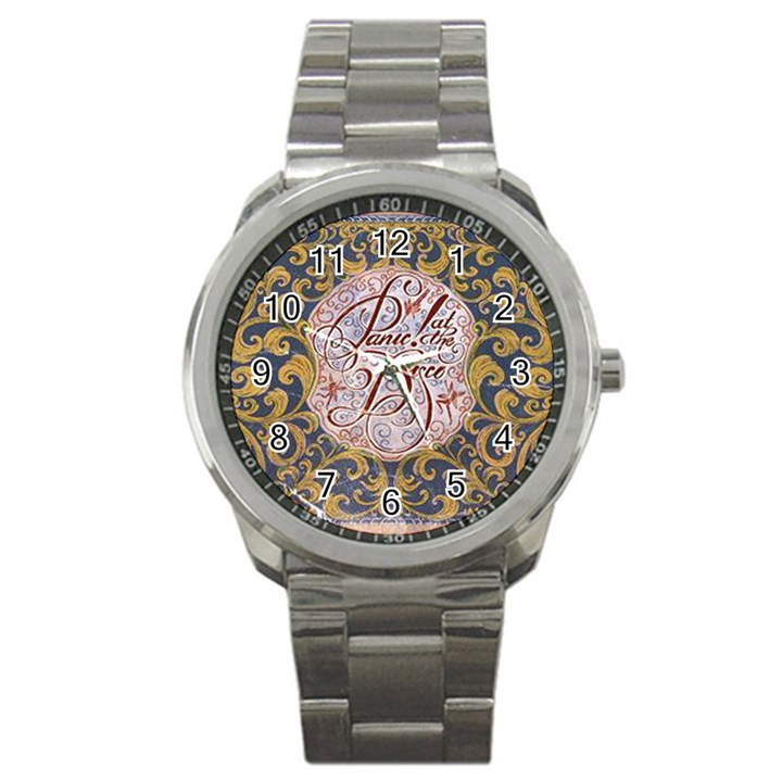 Panic! At The Disco Sport Metal Watch