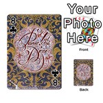 Panic! At The Disco Playing Cards 54 Designs  Front - Club8