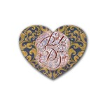 Panic! At The Disco Heart Coaster (4 pack)  Front