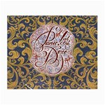 Panic! At The Disco Small Glasses Cloth (2-Side) Back