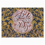 Panic! At The Disco Large Glasses Cloth (2-Side) Front