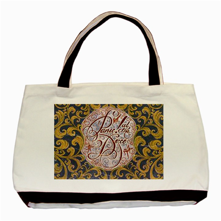 Panic! At The Disco Basic Tote Bag (Two Sides)