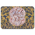 Panic! At The Disco Large Doormat  30 x20 Door Mat - 1