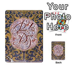 Panic! At The Disco Multi Purpose Cards (rectangle)