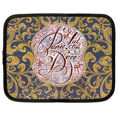 Panic! At The Disco Netbook Case (large)