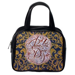 Panic! At The Disco Classic Handbags (One Side)