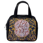 Panic! At The Disco Classic Handbags (One Side) Front