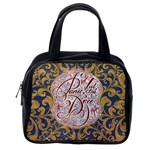 Panic! At The Disco Classic Handbags (2 Sides) Back