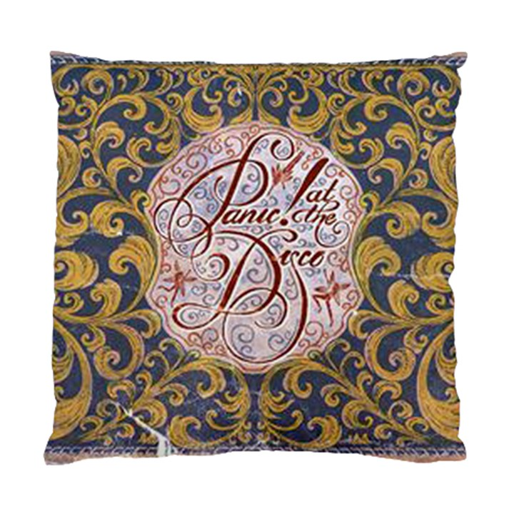 Panic! At The Disco Standard Cushion Case (Two Sides)