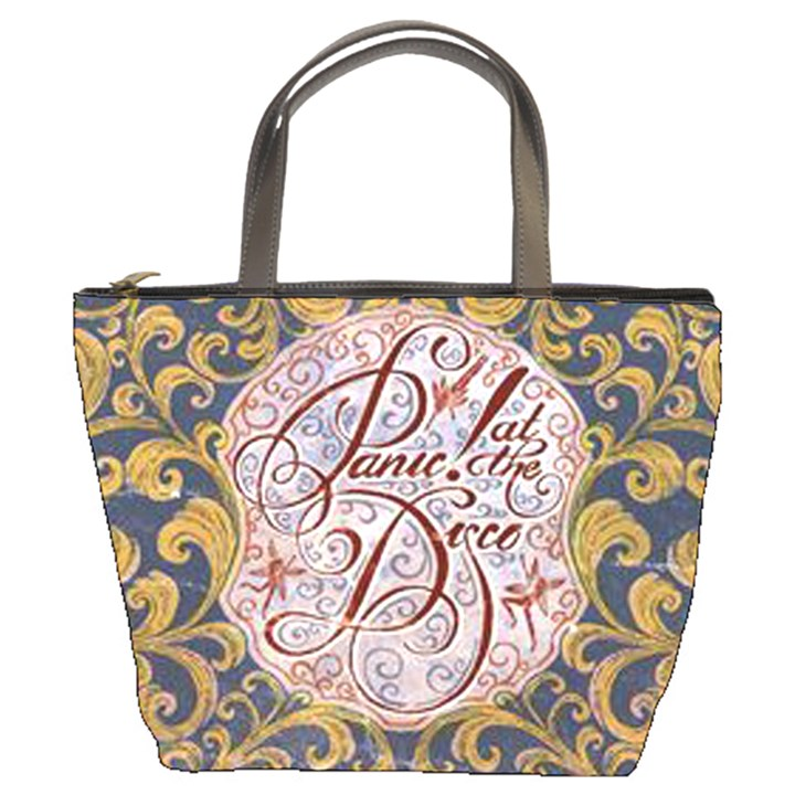 Panic! At The Disco Bucket Bags