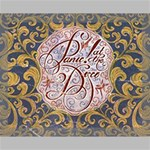 Panic! At The Disco Canvas 14  x 11  14  x 11  x 0.875  Stretched Canvas