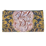 Panic! At The Disco Pencil Cases Front