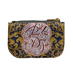 Panic! At The Disco Mini Coin Purses Back