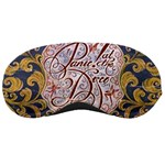 Panic! At The Disco Sleeping Masks Front