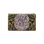 Panic! At The Disco Cosmetic Bag (Small)  Back