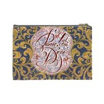 Panic! At The Disco Cosmetic Bag (Large)  Back