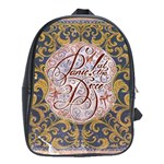 Panic! At The Disco School Bags(Large)  Front