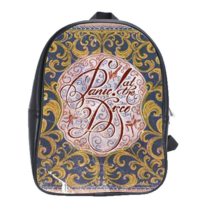 Panic! At The Disco School Bags(Large)