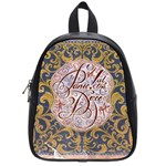Panic! At The Disco School Bags (Small)  Front