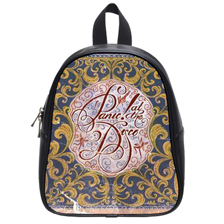 Panic! At The Disco School Bags (Small)