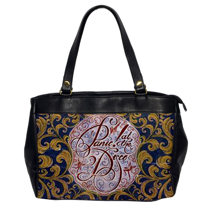 Panic! At The Disco Office Handbags