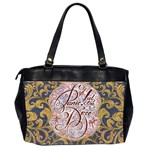 Panic! At The Disco Office Handbags (2 Sides)  Back