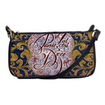 Panic! At The Disco Shoulder Clutch Bags Front