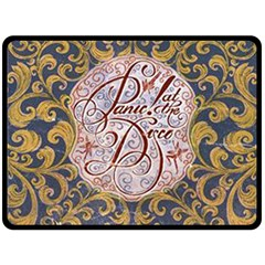 Panic! At The Disco Fleece Blanket (large)