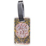Panic! At The Disco Luggage Tags (One Side)  Front