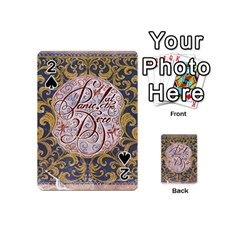Panic! At The Disco Playing Cards 54 (Mini)