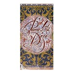Panic! At The Disco Shower Curtain 36  x 72  (Stall)  33.26 x66.24 Curtain