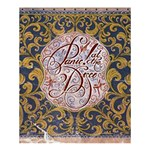 Panic! At The Disco Shower Curtain 60  x 72  (Medium)  54.25 x65.71 Curtain