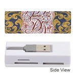 Panic! At The Disco Memory Card Reader (Stick)  Front