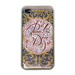 Panic! At The Disco Apple iPhone 4 Case (Clear) Front