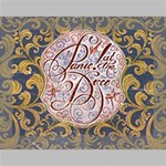 Panic! At The Disco Deluxe Canvas 16  x 12   16  x 12  x 1.5  Stretched Canvas