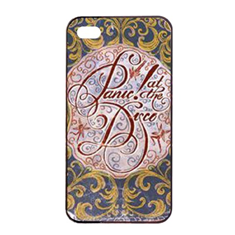 Panic! At The Disco Apple iPhone 4/4s Seamless Case (Black)