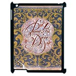 Panic! At The Disco Apple iPad 2 Case (Black) Front