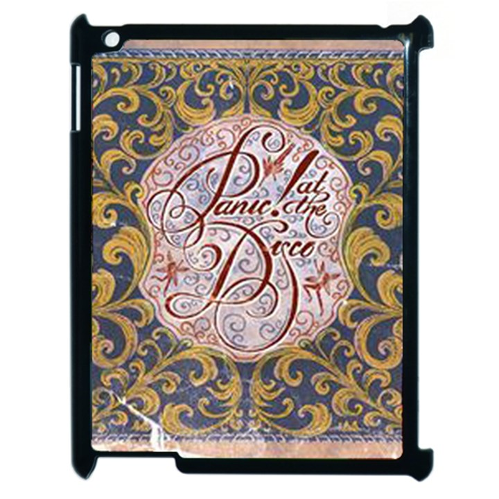 Panic! At The Disco Apple iPad 2 Case (Black)